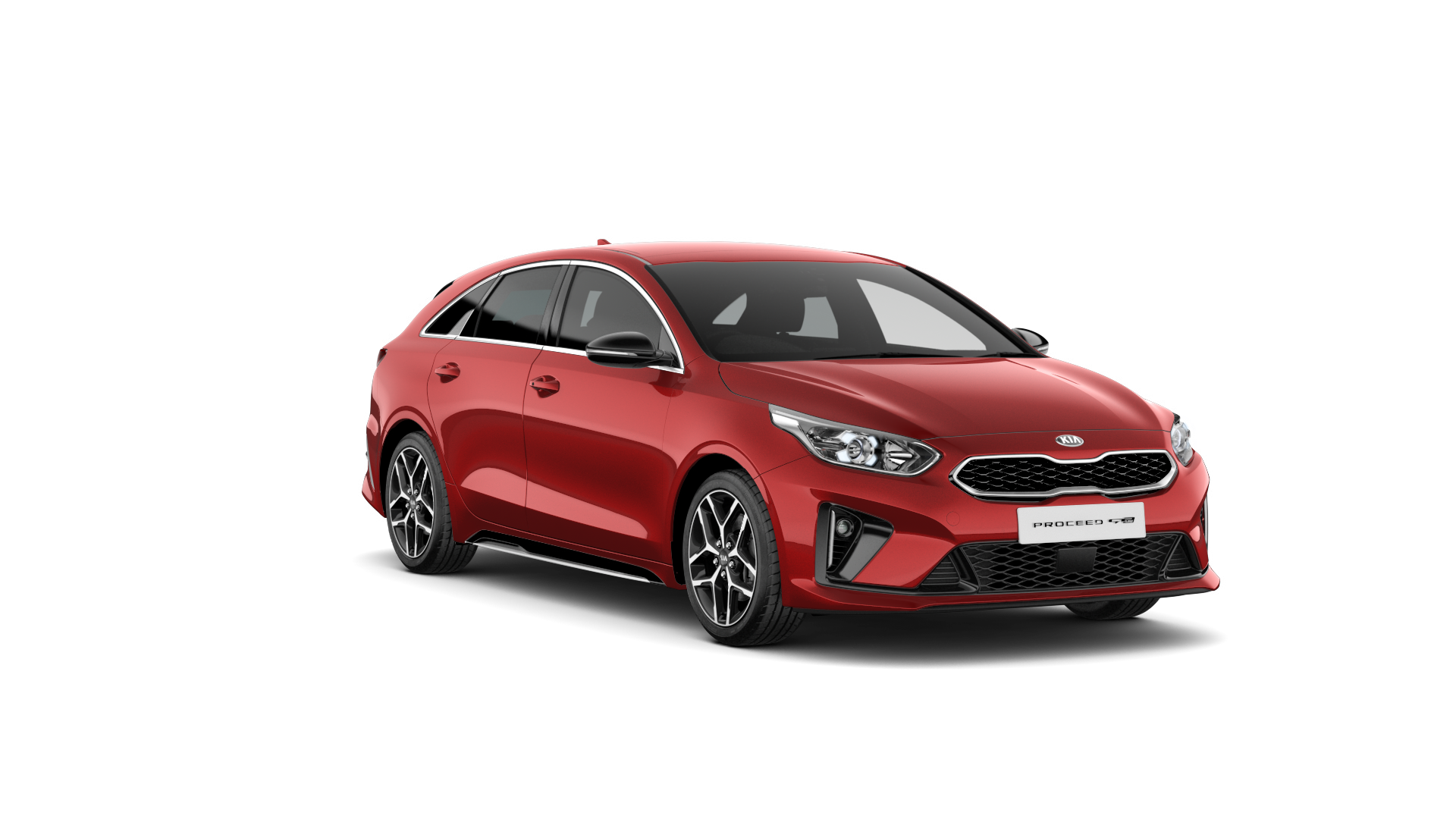 Kia New ProCeed Infra Red (Premium)
