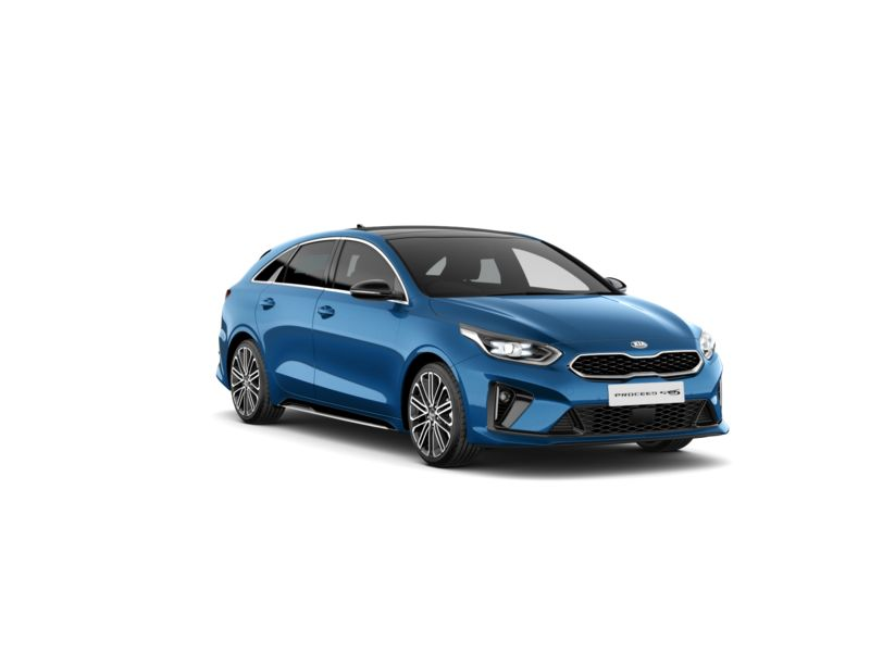 ProCeed 'GT-Line' 1.4 T-GDi 138bhp 6-speed manual ISG Offer