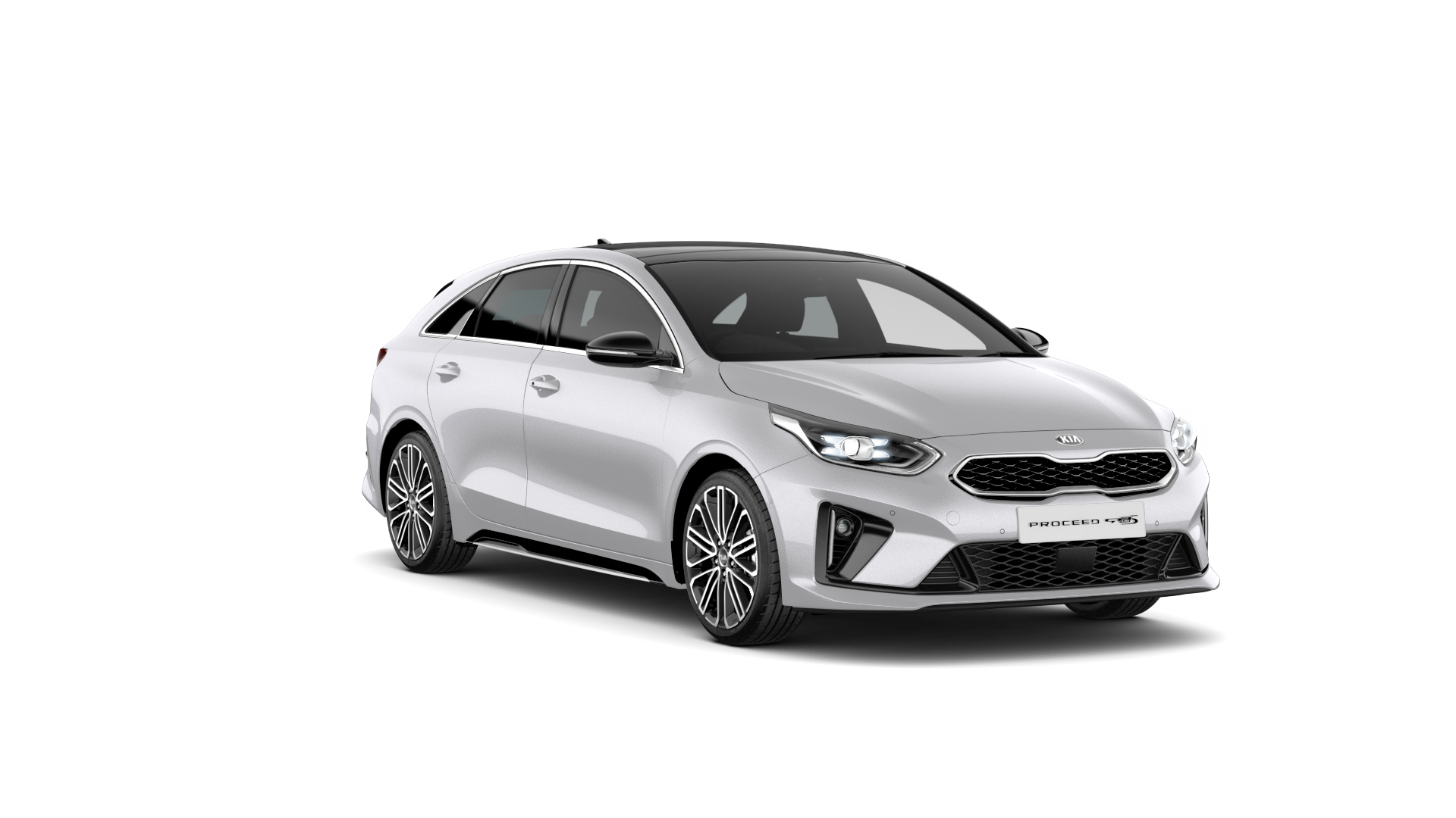 Kia New ProCeed Fusion White (Premium)