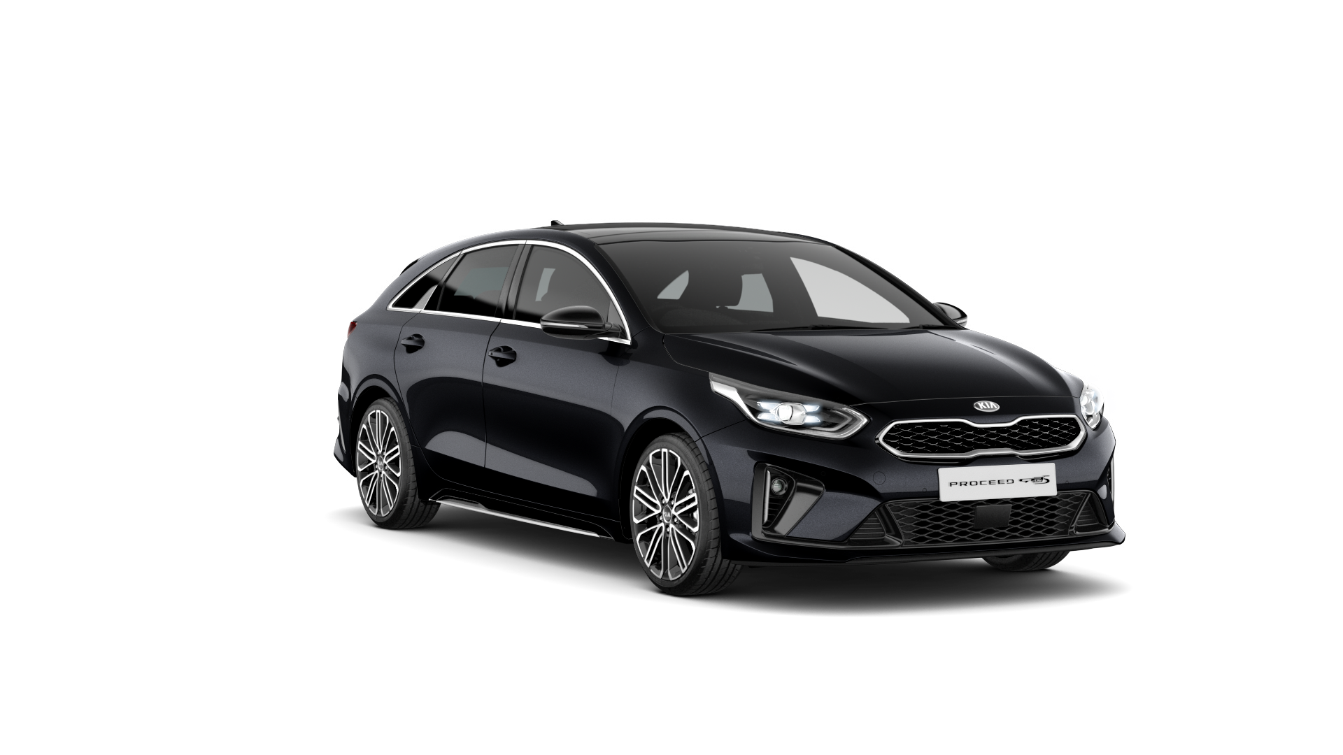 Kia New ProCeed Phantom Black (Premium)