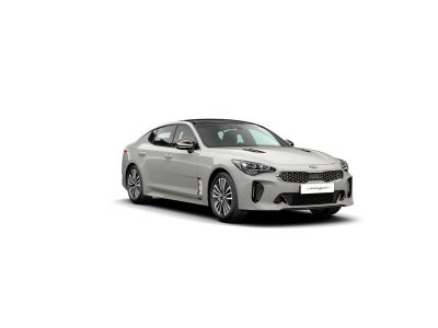 Kia Stinger Ceramic Grey (Premium)