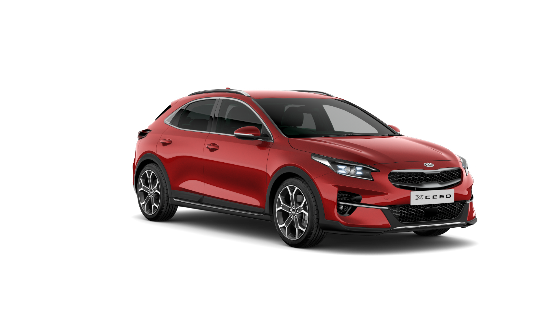 Kia XCeed Infra Red